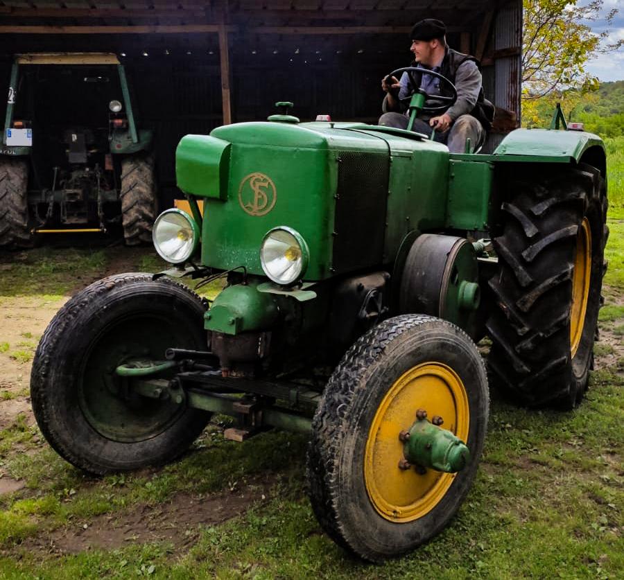 Programme biennale : un siècle de machines agricoles